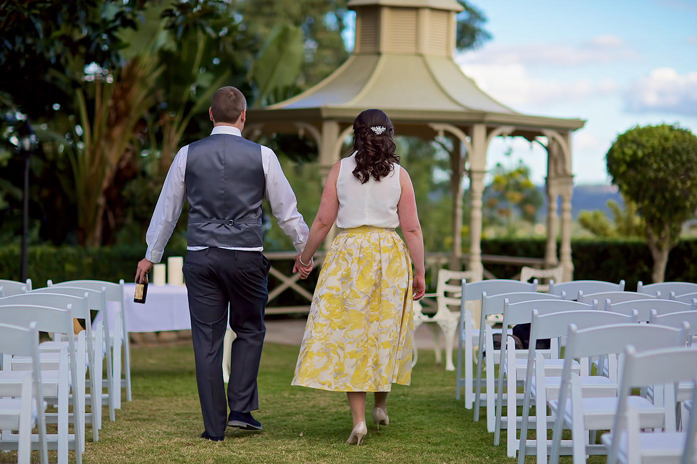 Brisbane Wedding Photographer - Meghann & Nathan - 24