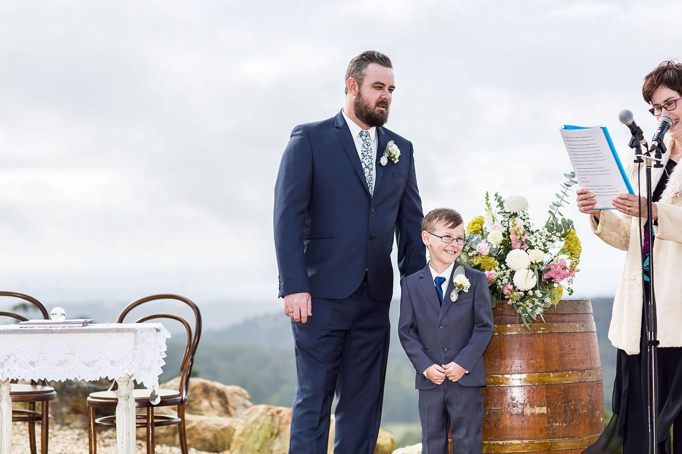 Wedding Photographers Brisbane Hayley and Russell - 07