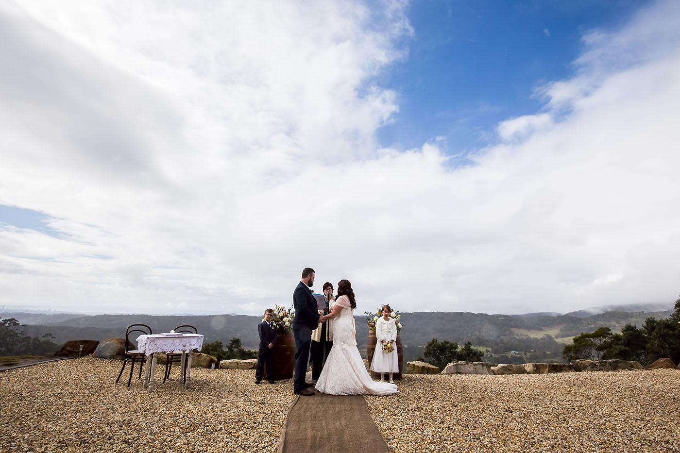 Wedding Photographers Brisbane Hayley and Russell - 25