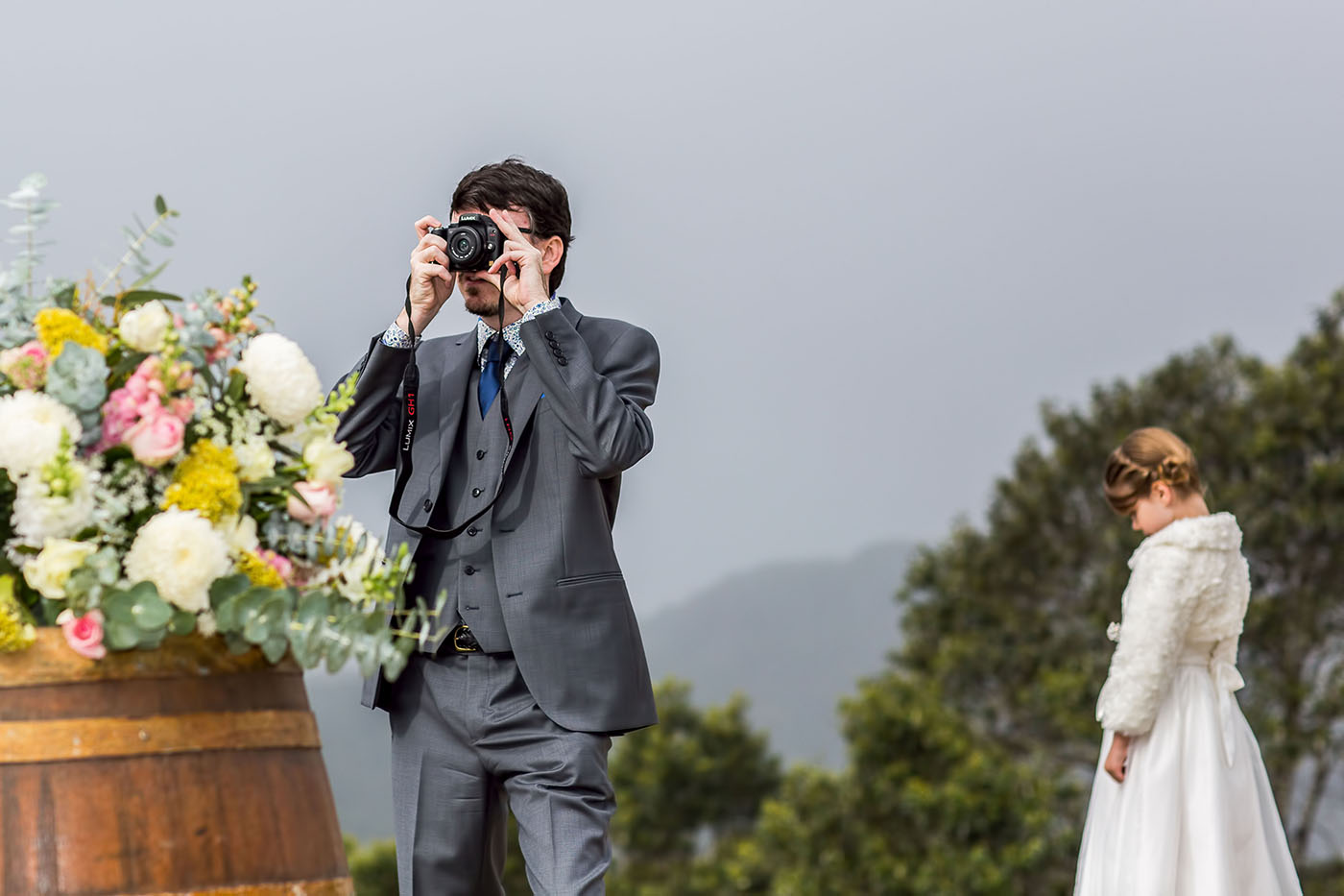 Wedding Photographers Brisbane Hayley and Russell - 33